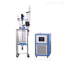 实验室双层玻璃反应釜
