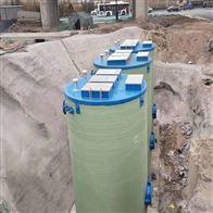 1200 1800 2400 3000 型一体化污水提升泵站