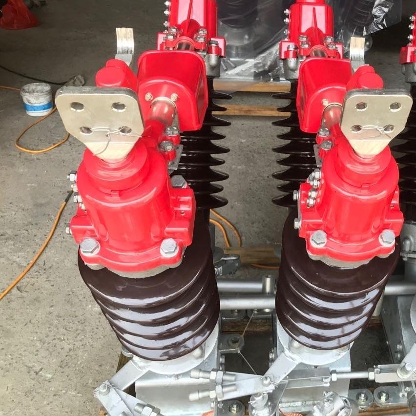 成都厂家GW5-40.5单接地水平式高压隔离开关