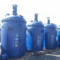长期出售/回收二手不锈钢搪瓷反应釜