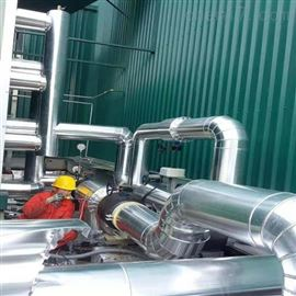 齐全济南玻璃棉管道铁皮保温施工方法介绍