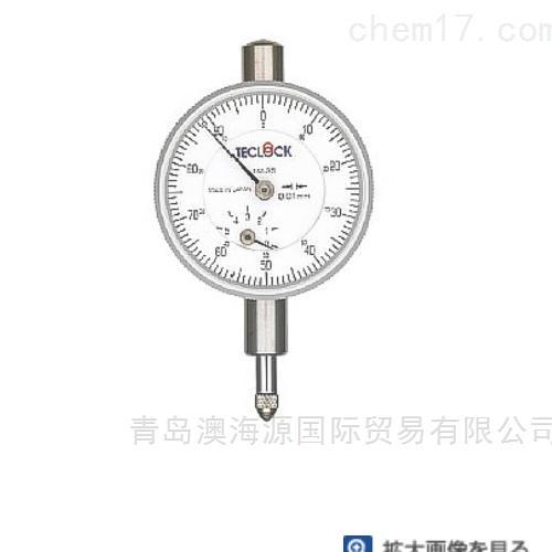 日本TECLOCK得乐 百分表TM-5106 / TM-5106f