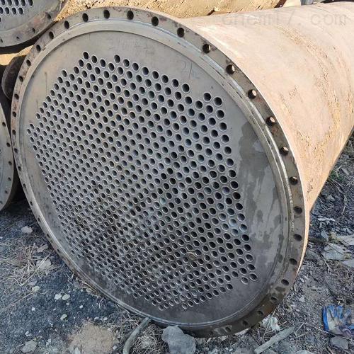 304材质二手不锈钢列管冷凝器
