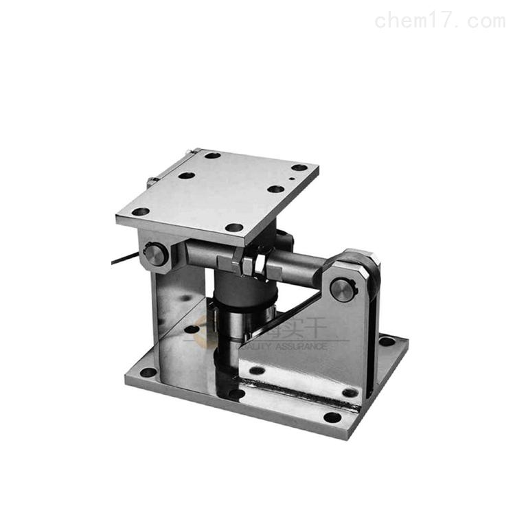 安装静载称重模块,称重反应釜