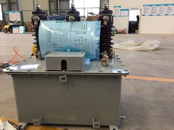 JLSJWS-10油浸式高压计量箱