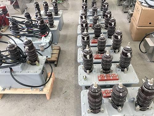 西安10KV户外高压计量箱JLS-10厂家