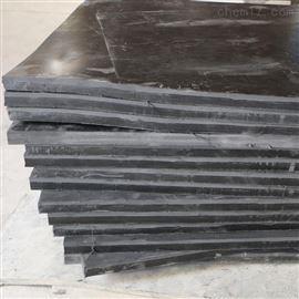 10mm厚高耐磨橡胶缓冲垫厚度规格
