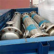 二手列管式冷凝器100平方出售冷却设备