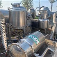 3吨出售二手电加热提取浓缩机组