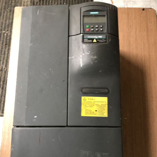 西门子变频器报A0502及A0503故障修复专家