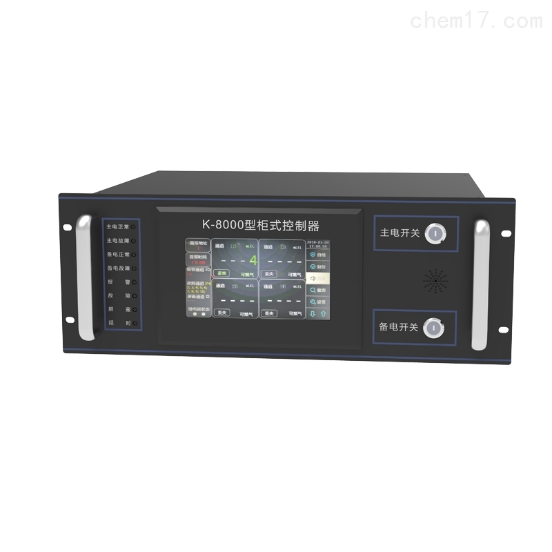 气体报警控制器 (盘装式)