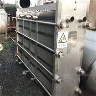 换热器长期回收20平方螺旋板换热器