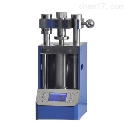 全自动型等静压压片机实验室压样机40吨