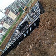 上饶地埋式消防箱泵一体化增压给水设备
