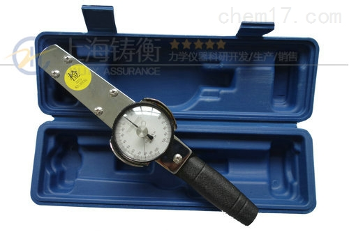 測試扣件扭矩工具 測試型指針表盤扭矩扳手