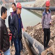 沉管吉林市管道穿越河流施工公司