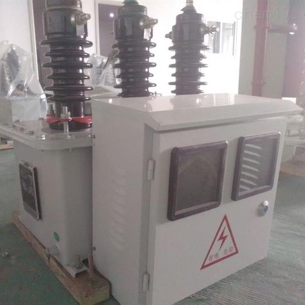 浇柱式10KV高压计量箱