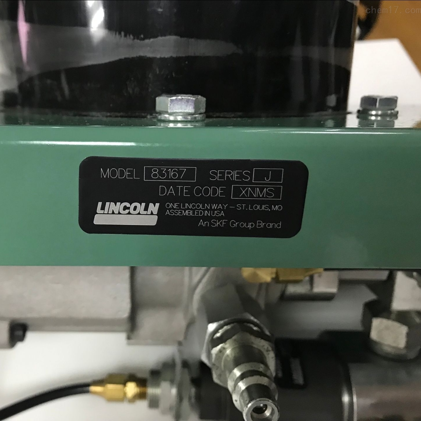 林肯Lincoln型号83817经济型黄油泵一级代理