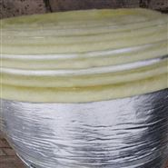 玻璃丝棉毡生产制造大棚隔热保温玻璃棉卷毡