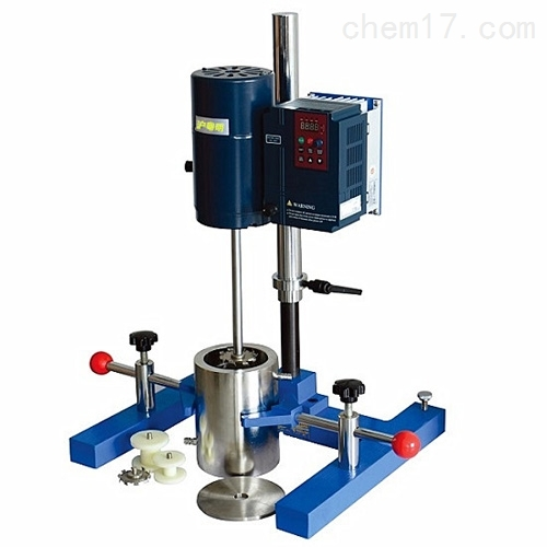JSF-550A變頻攪拌砂磨分散機