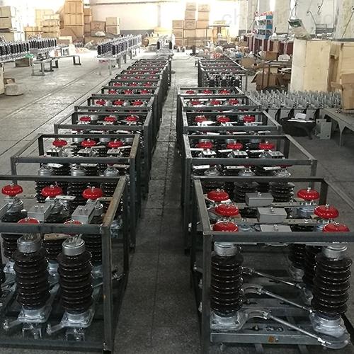 分合闸电动GW4高压隔离开关厂家