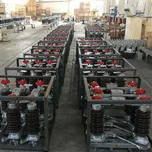 35KV分合闸电动GW4高压隔离开关厂家