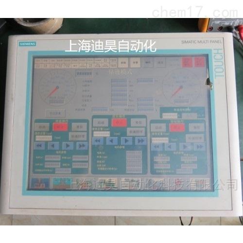西门子显示屏检测方法维修