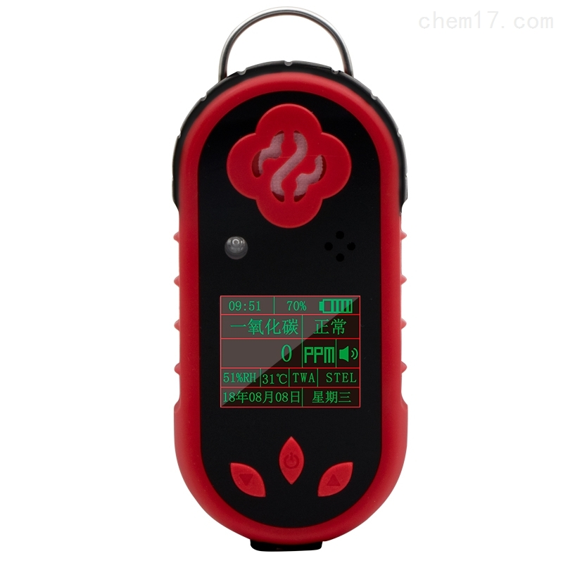 单一便携式气体检测仪-二氧化氯