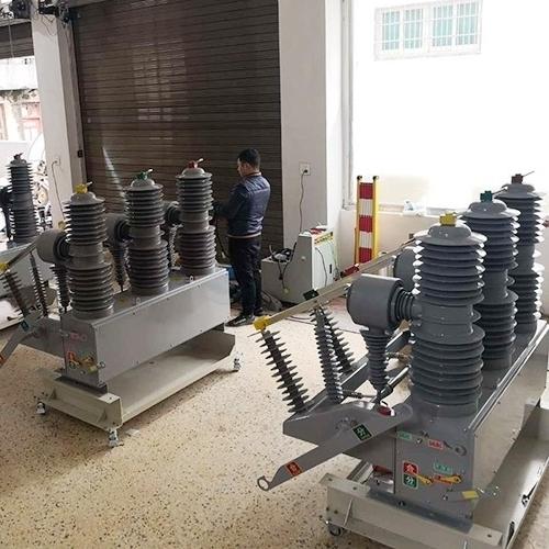成都发电厂35千伏遥控真空断路器