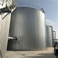 齐全西安厌氧沼气罐保温施工厂家