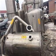 二手单效降膜蒸发器1吨优品销售