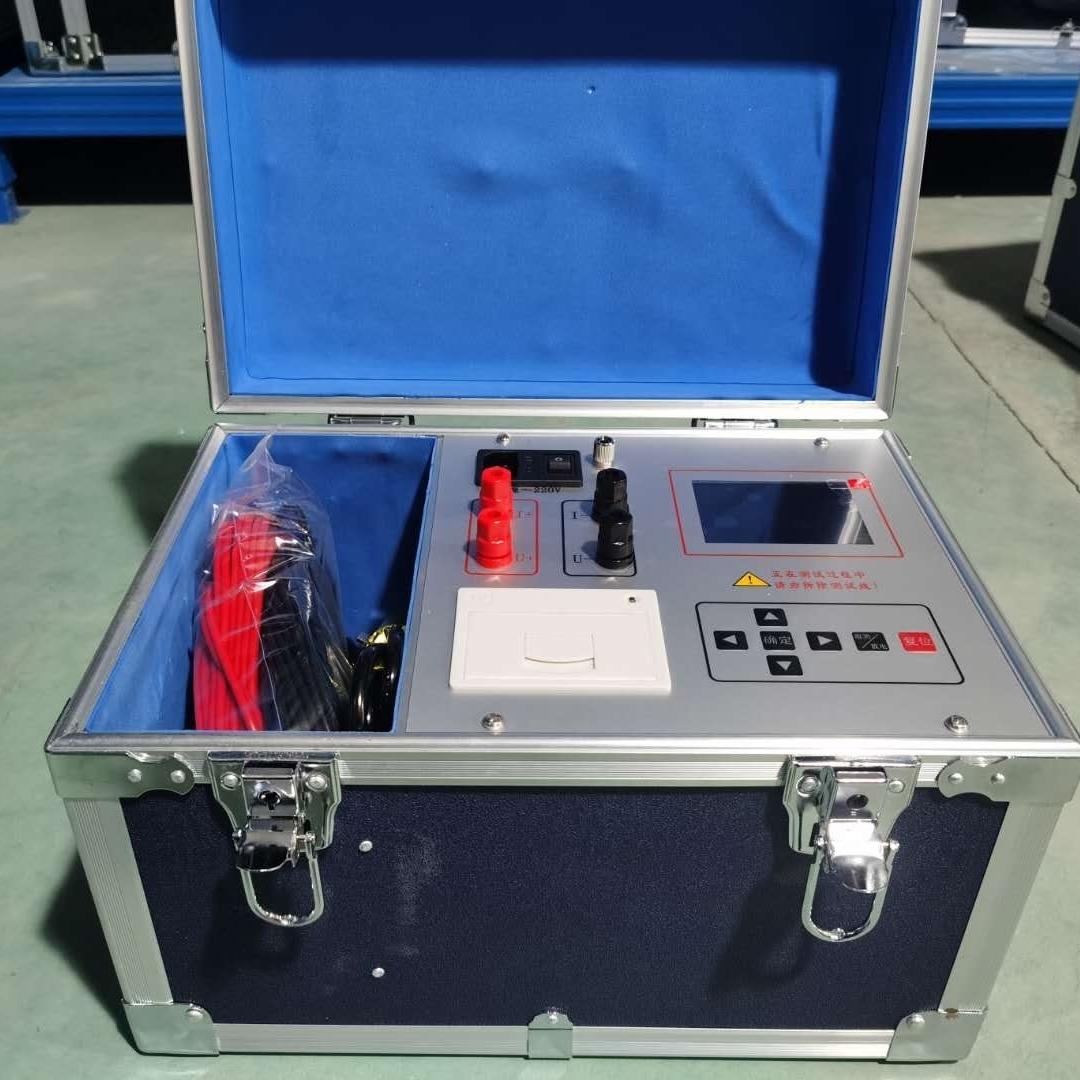 智能开关接触高精度回路电阻测试仪