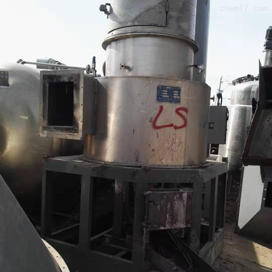 工厂转让全套1.8米旋转闪蒸干燥机定金