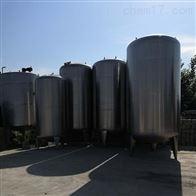 二手20吨不锈钢搅拌罐二手设备厂