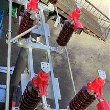 成都带接地35KV高压隔离开关
