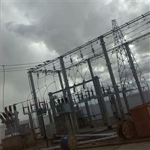 成都发电厂35KV高压隔离开关