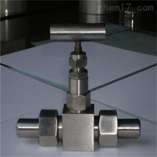 J21W不锈钢针型阀