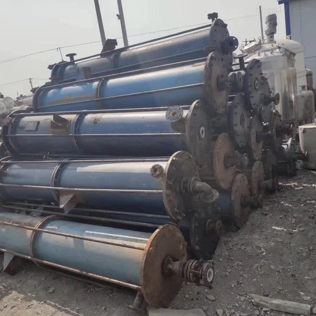 二手石墨冷凝器厂家价格批发列管304不锈钢