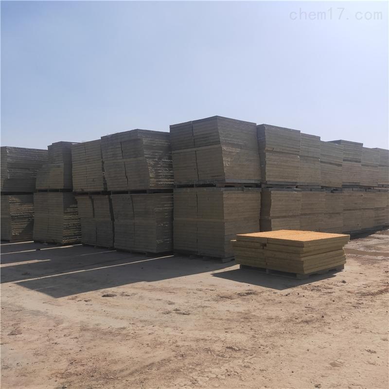 手工水泥砂浆岩棉复合板