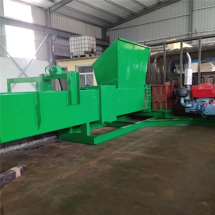 轩昂机械-220环保型泡沫化坨机