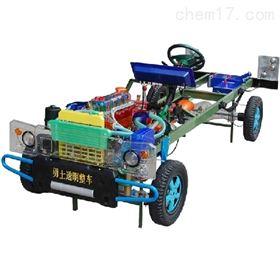 YUY-TM25北汽勇士透明整車教學模型
