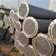 列管冷凝器12方钛材配置齐全
