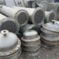 二手列管冷凝器现货出售大量出售