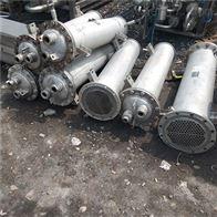 二手不锈钢列管式冷凝器现货出售