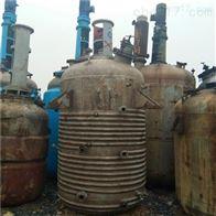 15立方二手不锈钢反应釜现货供应