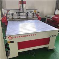 XA-1325玉石金属木工五轴联动精雕机