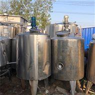 高价回收二手不锈钢搅拌罐