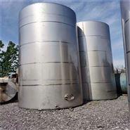 处理 一批新到 二手不锈钢储罐便宜