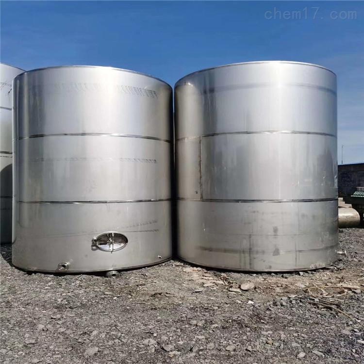 二手不锈钢储罐 价格 图片