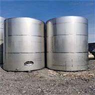 二手不锈钢储罐处理  低价